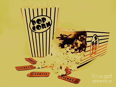 Classical Hollywood Still Life Poster by Jorgo Photography - Wall Art Gallery