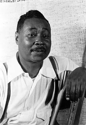 Claude Mckay 1890-1948 Jamaican Born Poster by Everett