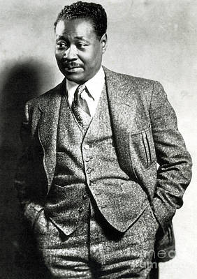 Claude Mckay, Jamaican-american Author Poster by Science Source