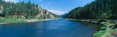 Clearwater River Lewis And Clark 1805 Poster by Panoramic Images