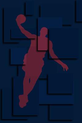 Cleveland Cavaliers Lebron James 2 Poster by Joe Hamilton