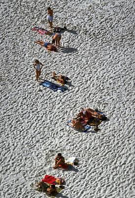 Clifton Beach, Cape Town Poster