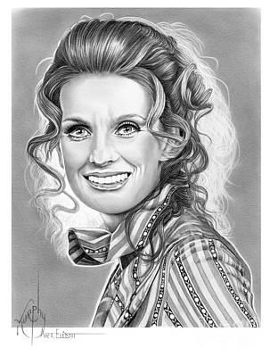 Cloris Leachman Poster