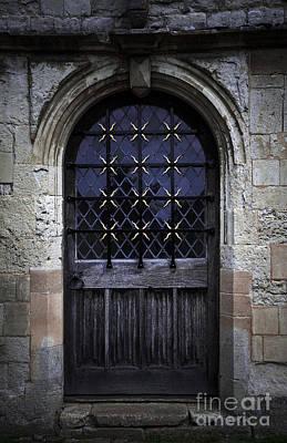Closed Door Poster by Svetlana Sewell