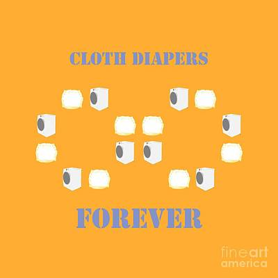 Cloth Diapers Forever 2 Poster
