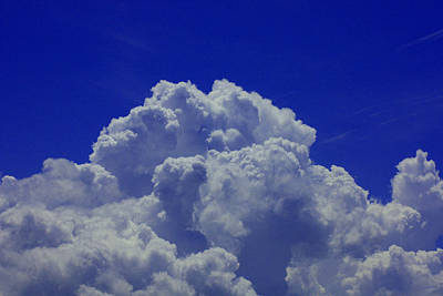 Clouds Poster by Michael Albright