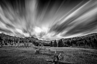 Clouds Of Colorado Poster by Jon Glaser