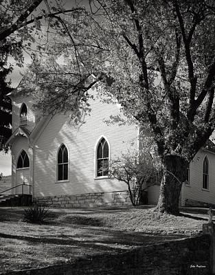 Clover Hollow Church Poster