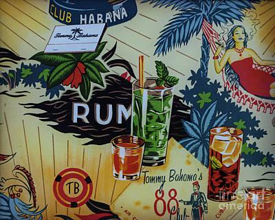 Club Habana Poster