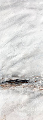 Coast #14 Ocean Landscape Original Fine Art Acrylic On Canvas Poster