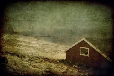 Coast Of Norway Poster by Vittorio Chiampan