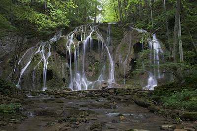 Cobweb Falls - Virginia Waterfalls Photos Series Poster