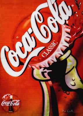 Coca Cola Classic Poster