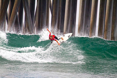 Coco Ho Surfer Girl Poster