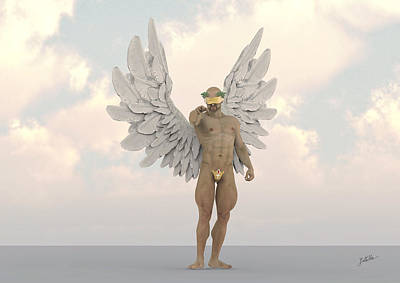 Coconut Angel Poster