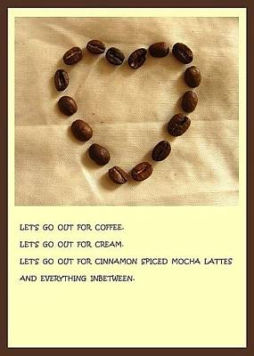 Coffee Shop Hopping Poster