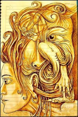 Cognitive Processes Poster by Paulo Zerbato