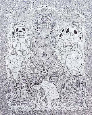 Cojoba Poster