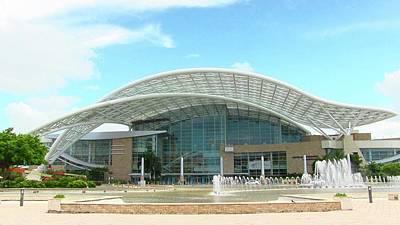 Coliseum In San Juan, Puerto Rico Poster