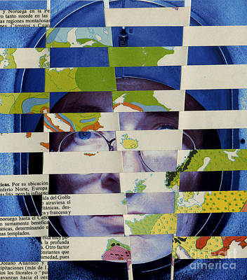 Collage Verso Poster