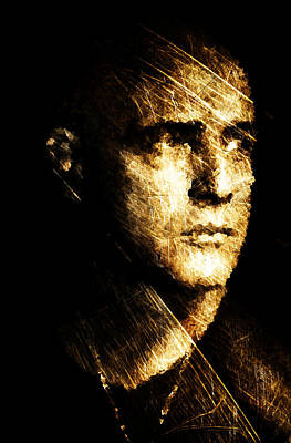 Colonel Kurtz Poster by Andrea Barbieri