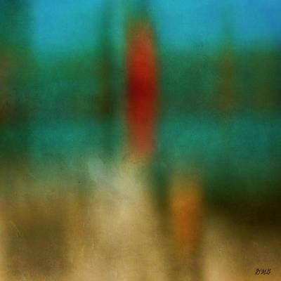Color Abstraction Xxvi Poster by David Gordon