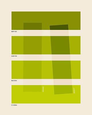 Color Burn 3 Poster
