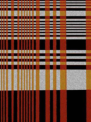 Color Grid Poster