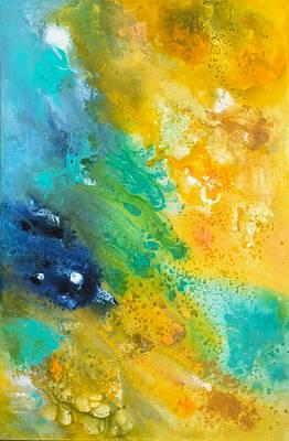 Color Splash... Poster