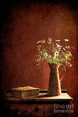 Color Wild Garden Poster by Sari Sauls