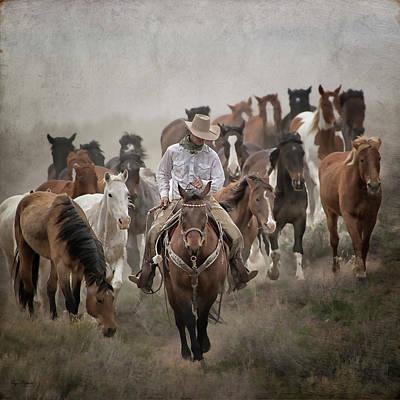 Colorado Cowboy Poster