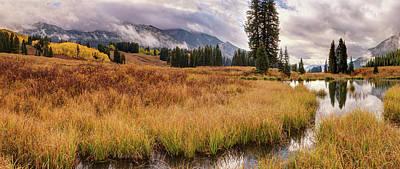 Colorado Fall Colors 3  Poster