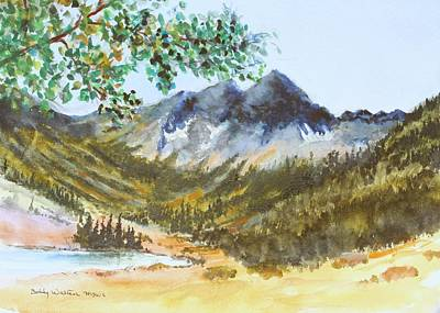 Colorado Wilderness Poster