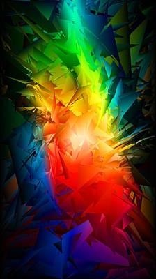 Colorful Crash 15 Poster