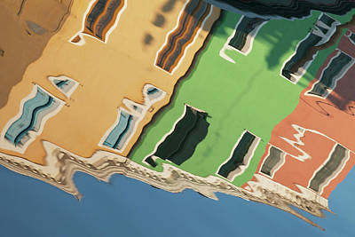 Colors Of Burano 2 Poster by Art Ferrier