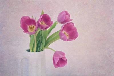 Come Spring Poster by Kim Hojnacki