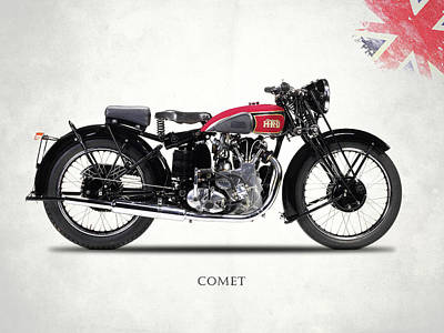 Comet Series A 1937 Poster
