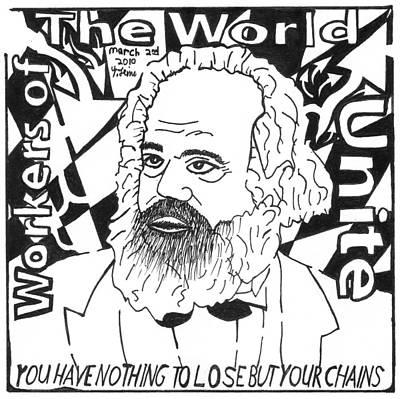 Communist Maze Poster