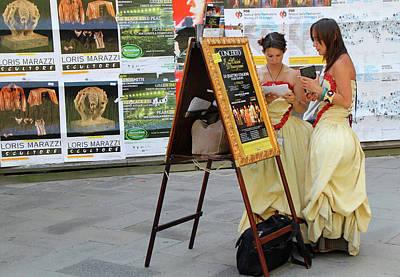 Concerto A Vivaldi Poster