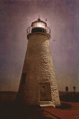 Concord Point Lighthouse  Poster by Trina  Ansel