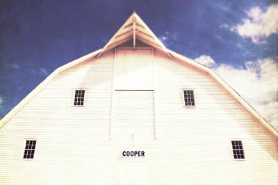 Cooper Peak Poster by Julie Hamilton