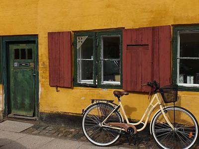Copenhagen Still Life Poster by Sabine Meisel