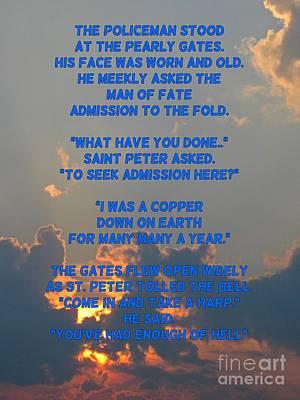 Cops Go To Heaven Poster