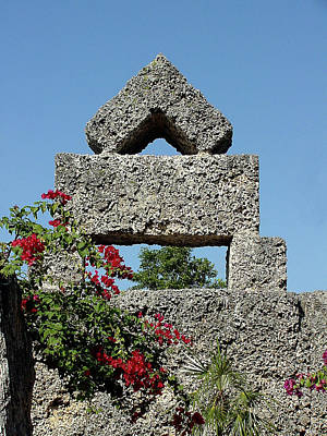 Coral Castle For Love Poster