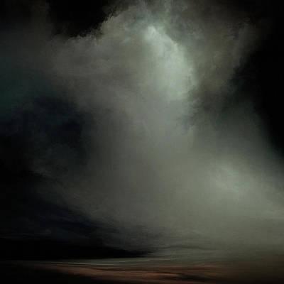 Coral - Dark Poster