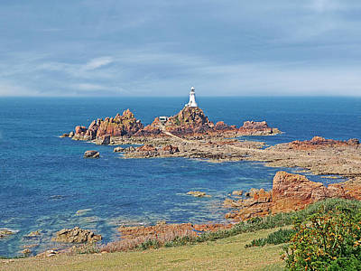 Corbiere Lighthouse Jersey Poster