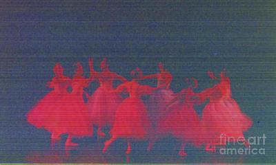 Corps De Ballet II Poster