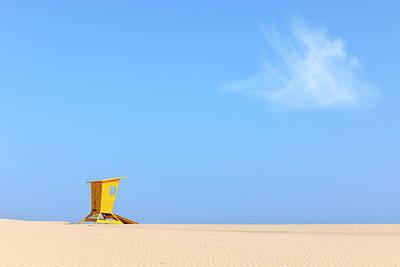 Corralejo - Fuerteventura Poster by Joana Kruse