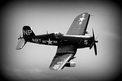 Corsair Flight Poster