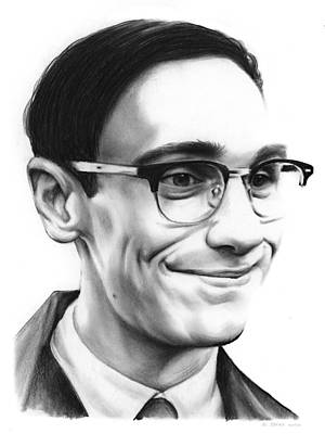 Cory Michael Smith Poster by Greg Joens
